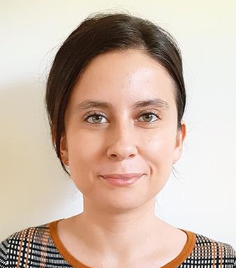 Operations Manager Estefani Pedraza